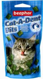 Beaphar Cat A Dent Bits - Przysmak pielęgnujący zęby dla kotów