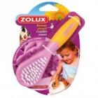 Zolux - Szczotka miękka dla gryzoni, królików i fretek
