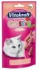 Vitakraft Cat-Stick Bits - Przekąska z łososiem dla kota