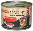 Animonda Carny Adult Rindfleisch Pur - Karma mokra dla kotów z wołowiną 200g